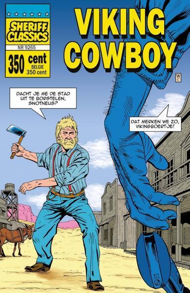 Sheriff classics (Windmill) 9265 Viking Cowboy