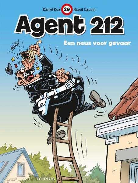 Agent 212 29 Een neus voor gevaar