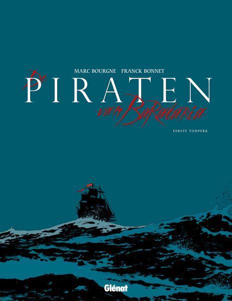 De piraten van Barataria INT 1 Eerste tijdperk