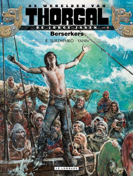 De werelden van Thorgal - De jonge jaren 4 Berserkers