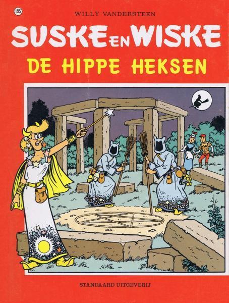 Suske en Wiske 195 De hippe heksen