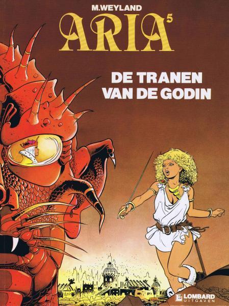 Aria 5 De tranen van de godin