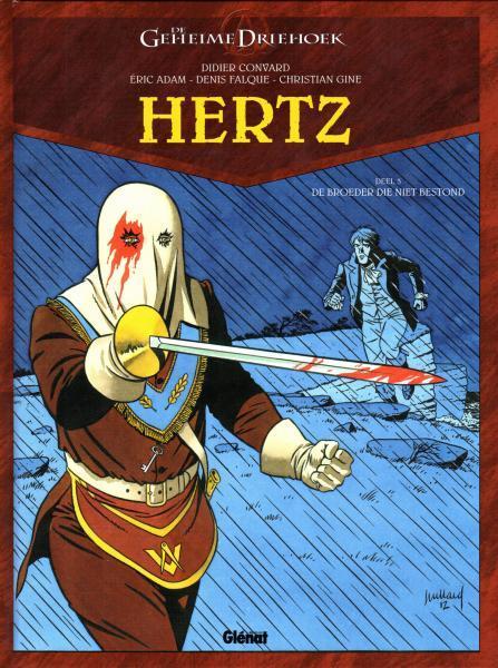 Hertz 3 De broeder die niet bestond
