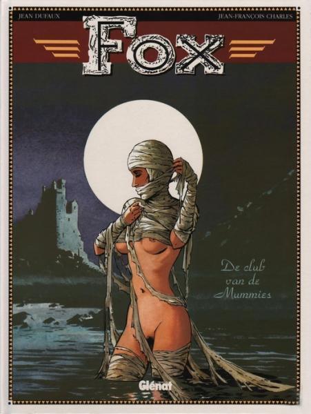 Fox 5 De club van de mummies