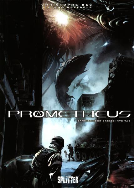 Prometheus (Bec) 11 Der dreizehnte Tag