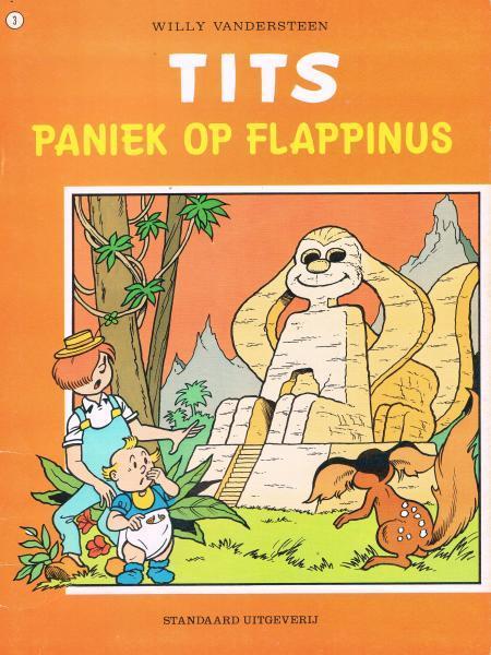 Tits 3 Paniek op Flappinus
