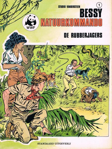 Bessy natuurkommando 1 De rubberjagers