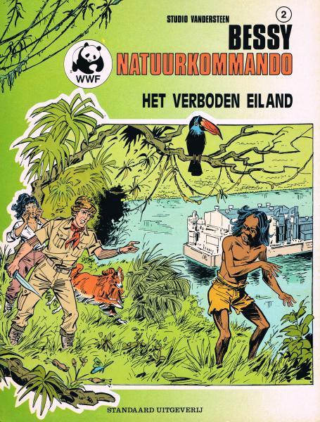 Bessy natuurkommando 2 Het verboden eiland