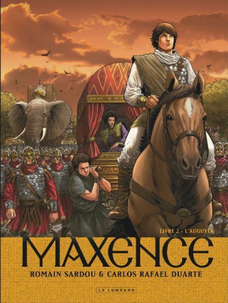 Maxentius 2 L'augusta