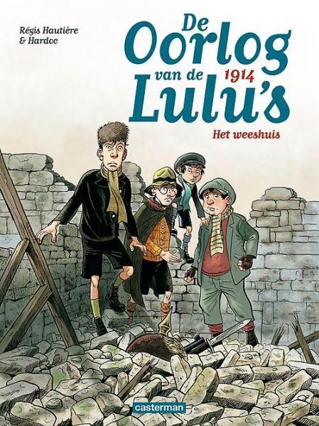 De oorlog van de Lulu's 1 1914 - Het weeshuis