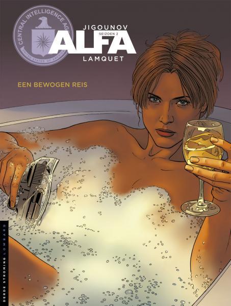 Alfa 12 Een bewogen reis