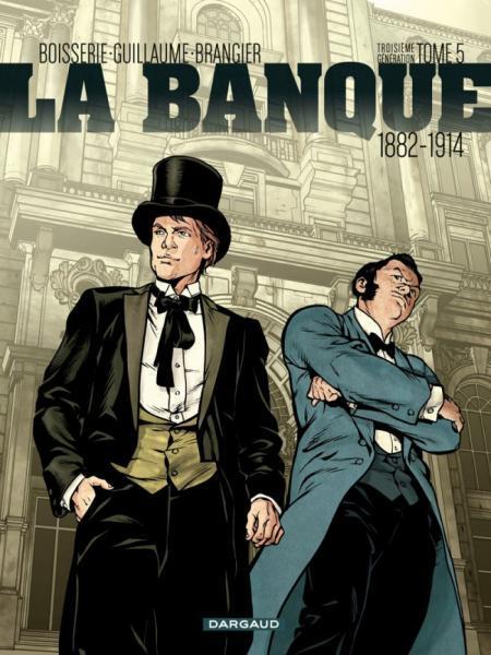 De bank 5 Les chéquards de Panama