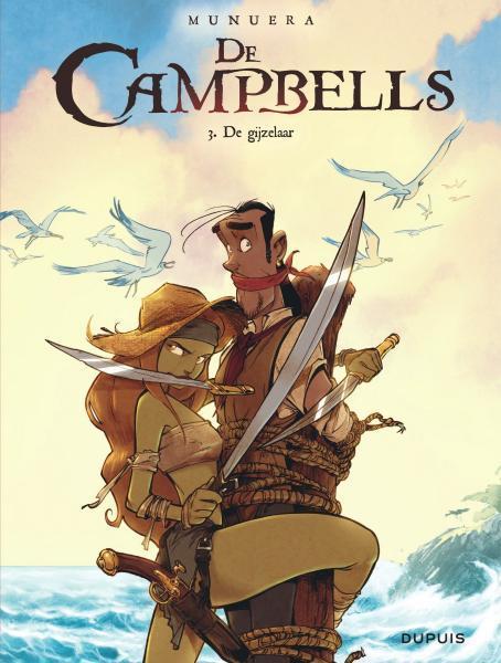 De Campbells 3 De gijzelaar