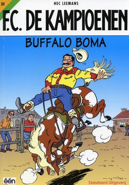 F.C. De Kampioenen 38 Buffalo Boma