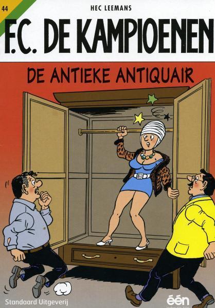 F.C. De Kampioenen 44 De antieke antiquair
