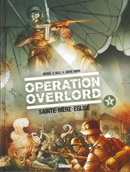 Operatie Overlord 1 Sainte-Mère-Eglise