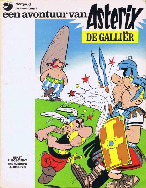 Asterix 1 Asterix de Galli
