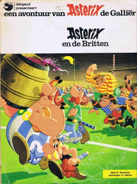 Asterix 4 Asterix en de Britten