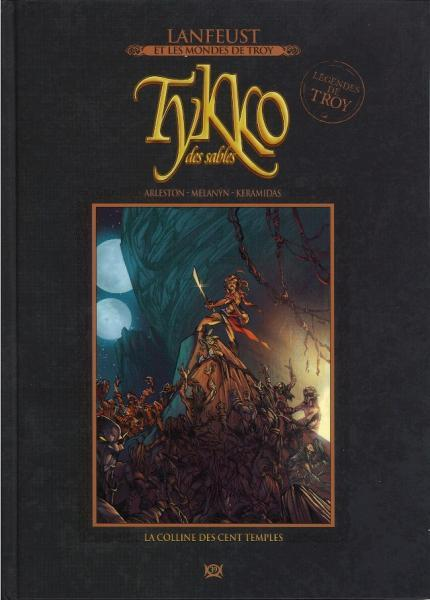 Legenden van Troy: Tykko 3 La colline aux cent temples