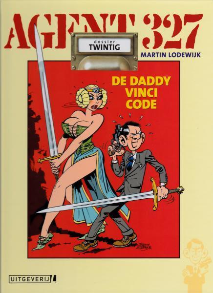 Agent 327 (Uitgeverij M/L) 20 De Daddy Vinci code