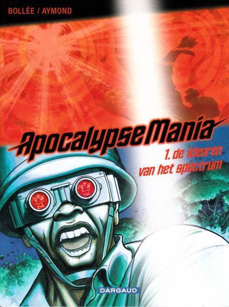 ApocalypseMania 1 De kleuren van het spectrum