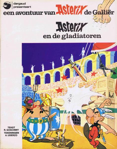 Asterix 9 Asterix en de gladiatoren