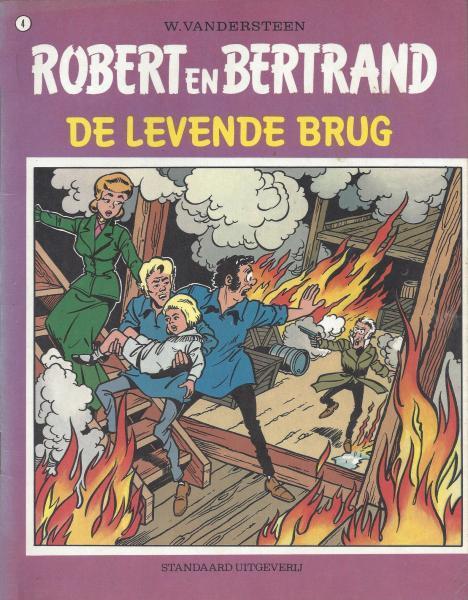 Robert en Bertrand 4 De levende brug