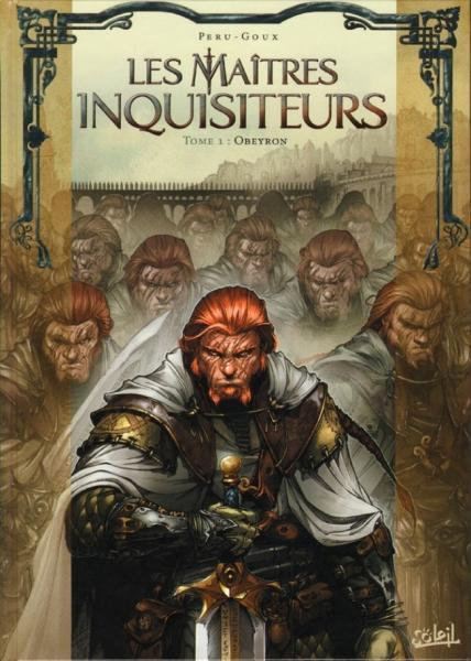 De meester-inquisiteurs 1 Obeyron