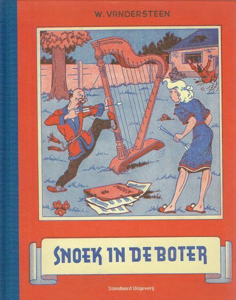 De familie Snoek 5 Snoek in de boter
