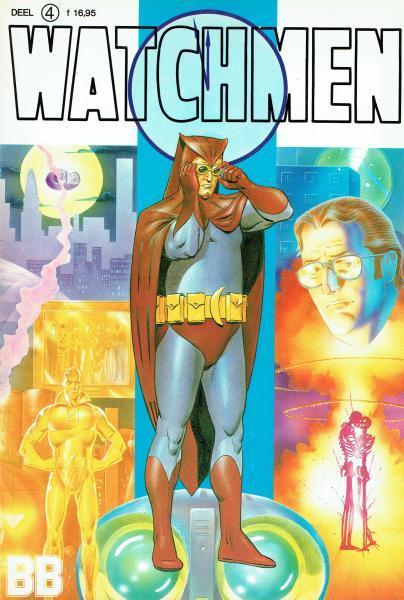 Watchmen (Baldakijn) 4 Deel 4