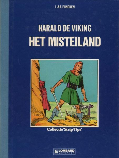 Harald de Viking (Lombard) 1 Het misteiland