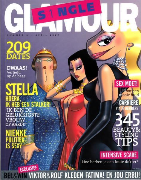 S1ngle 6 Glamour
