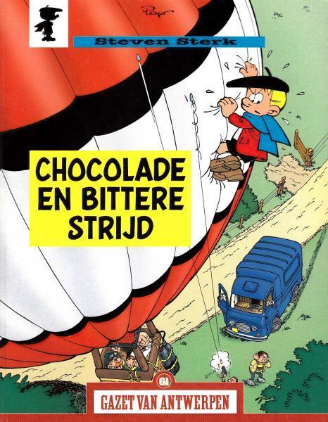 Steven Sterk 12 Chocolade en bittere strijd