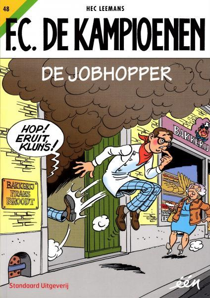 F.C. De Kampioenen 48 De jobhopper