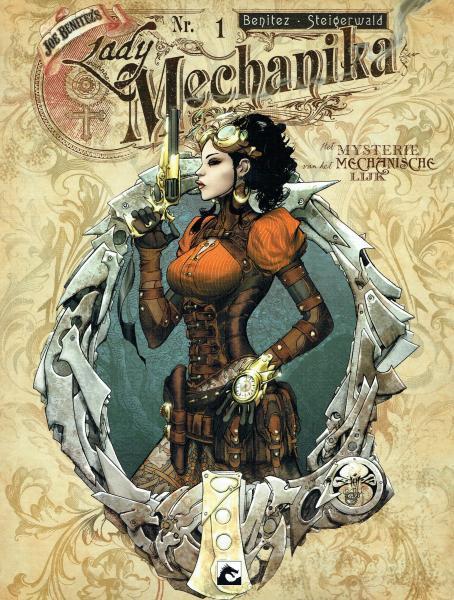 Lady Mechanika (Dark Dragon Books) 1 Het mysterie van het mechanische lijk, deel 1