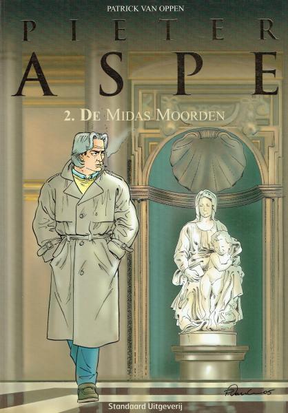 Pieter Aspe 2 De Midas Moorden