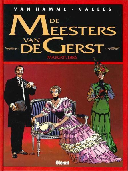 De meesters van de gerst 2 Margrit, 1886