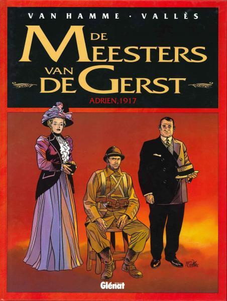 De meesters van de gerst 3 Adrien, 1917