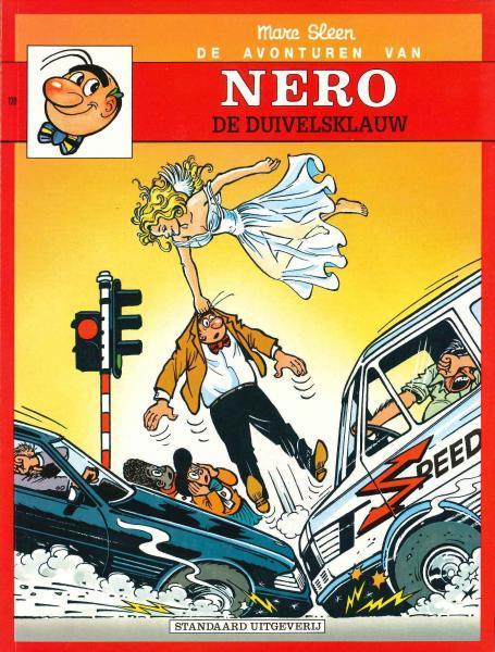 Nero 130 De duivelsklauw