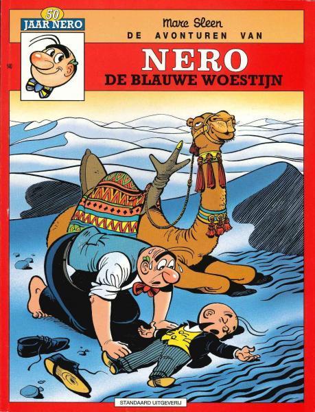 Nero 140 De blauwe woestijn