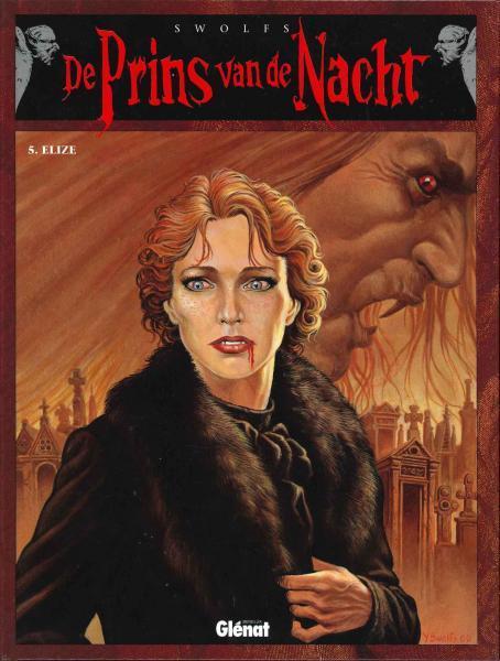 De prins van de nacht 5 Elize
