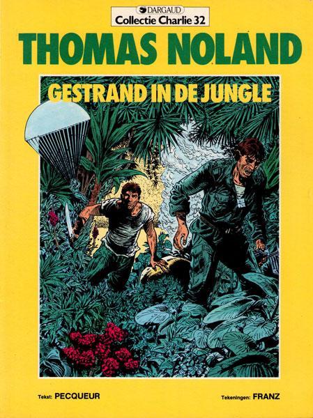 Thomas Noland 4 Gestrand in de jungle