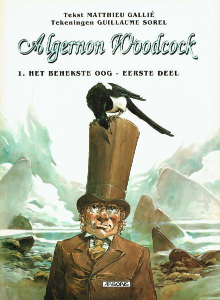Algernon Woodcock 1 Het behekste oog - Eerste deel