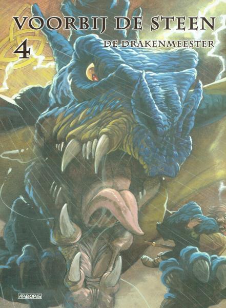 Voorbij de steen 4 De drakenmeester