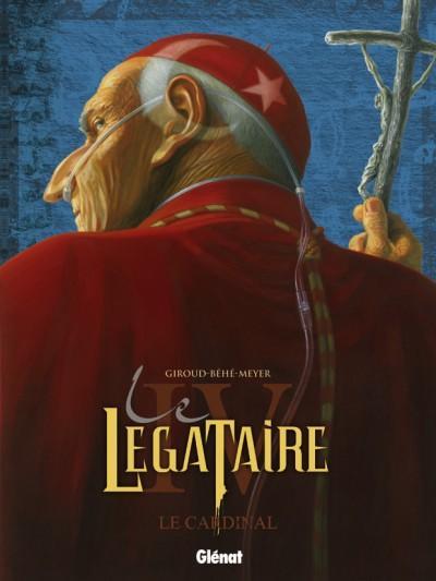 De erfgenaam (Giroud) 4 Le cardinal