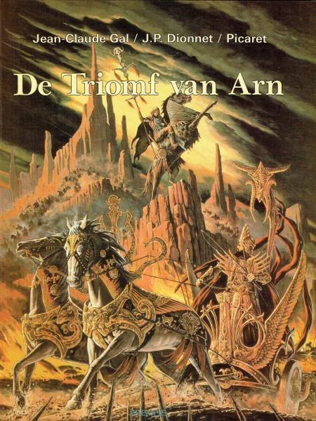 Arn INT 1 De triomf van Arn