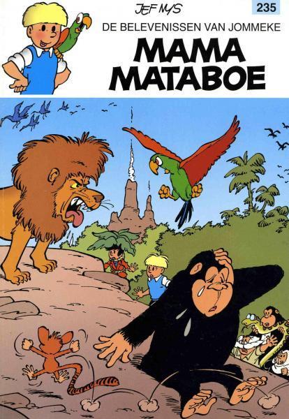 Jommeke 235 Mama Mataboe