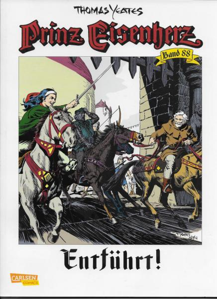 Prinz Eisenherz (Carlsen Comics) 88 Entführt!