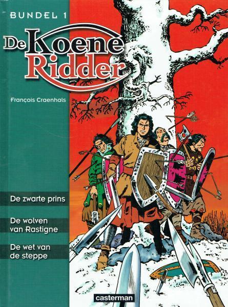 De Koene Ridder INT 1 Bundel 1