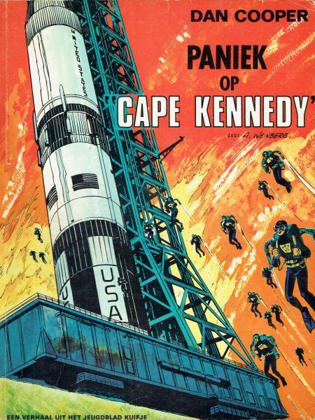 Dan Cooper 14 Paniek op Cape Kennedy